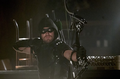 Stephen Amell Arrow The Candidate
