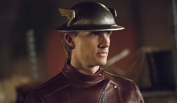 Teddy Sears The Flash Flash of Two Worlds