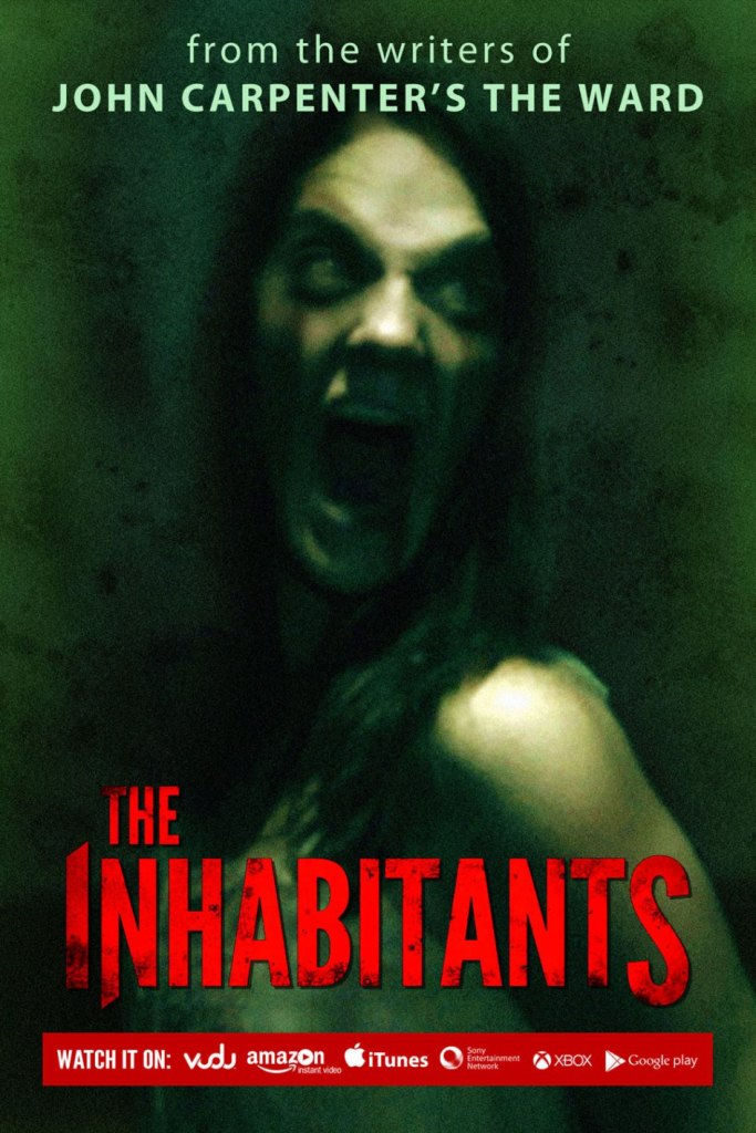 The Inhabitants Poster