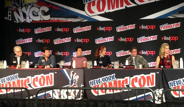 The Librarians Season Two Panel NYCC
