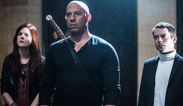Vin Diesel Rose Leslie Elijah Wood The Last Witch Hunter