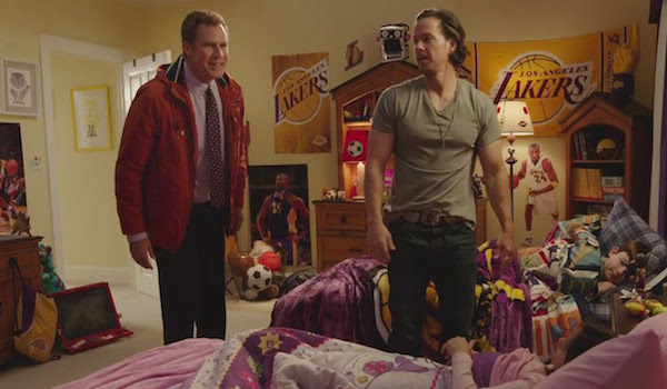 DADDY'S HOME (2015) Movie Trailer 2: Ferrell & Wahlberg Fight For Fatherdom