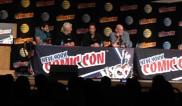 X-Files Panel NYCC 2015
