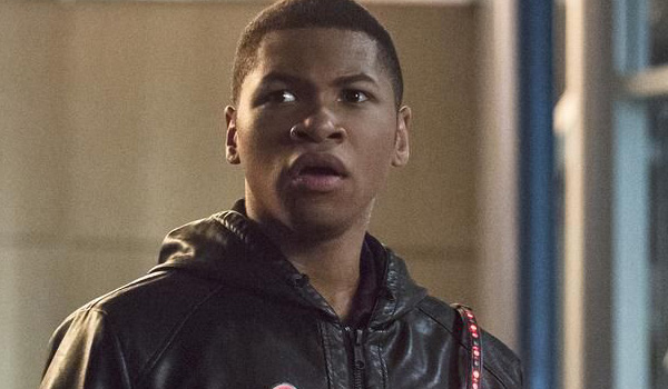 Franz Drameh The Flash The Fury of Firestorm