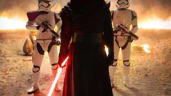 Adam Driver Kylo Ren Star Wars: The Force Awakens