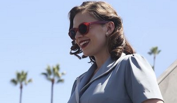 Agent Carter First Look Season Two Hayley Atwell