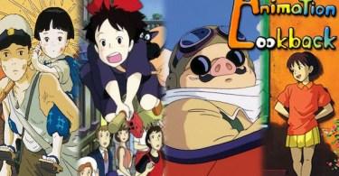 Animation Lookback at The History of Studio Ghibli