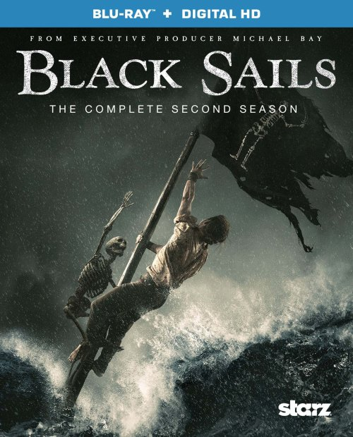 Black Sails Season 2 Bluray