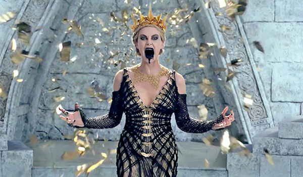 Charlize Theron The Huntsman Winters War