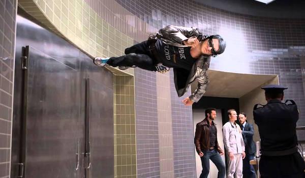 Evan Peters Slo-Mo Scene X-Men: Days of Future Past