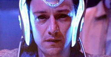 James McAvoy X-Men: Apocalypse First Look