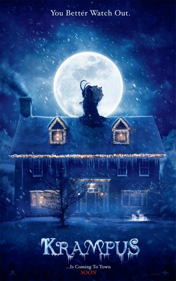 Krampus Movie Poster 2