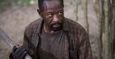 Lennie James The Walking Dead Heres Not Here