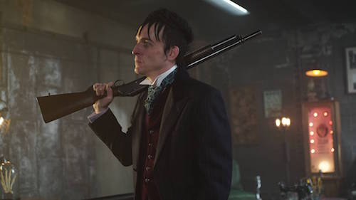 Robin Lord Taylor Gotham Worse Than A Crime
