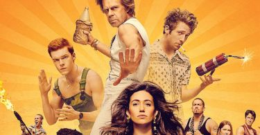 Shameless Season 6 TV show poster