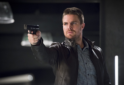 Stephen Amell The Flash Legends of Today