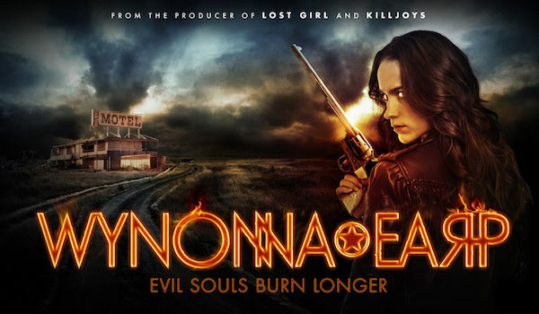 Wynonna Earp Promotional Image 1