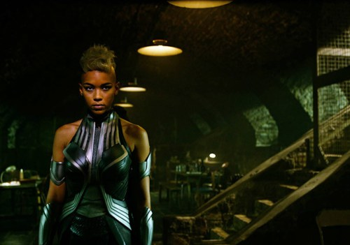 Alexandra Shipp X-Men: Apocalypse