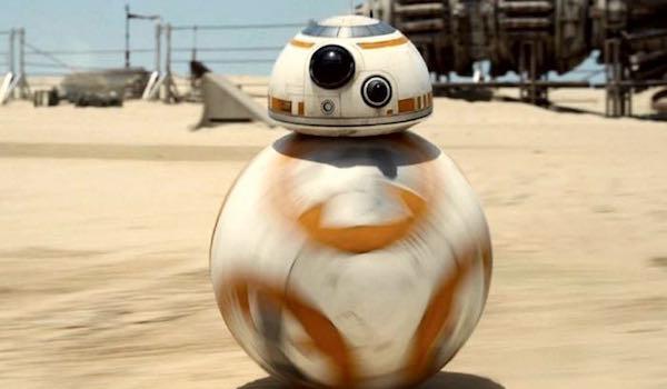 BB-8 Star Wars: The Force Awakens