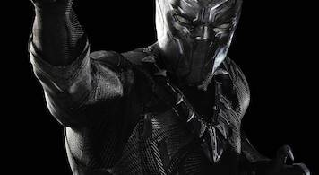Chadwick Boseman Black Panther Captain America: Civil War
