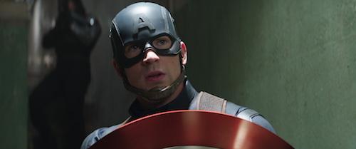 Chris Evans Captain America: Civil War