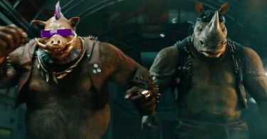 Gary Anthony Williams Sheamus Teenage Mutant Ninja Turtles 2 Trailer