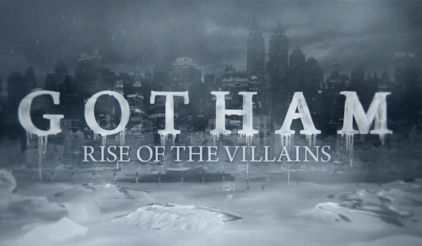 Gotham Mr. Freeze Season Two Teaser