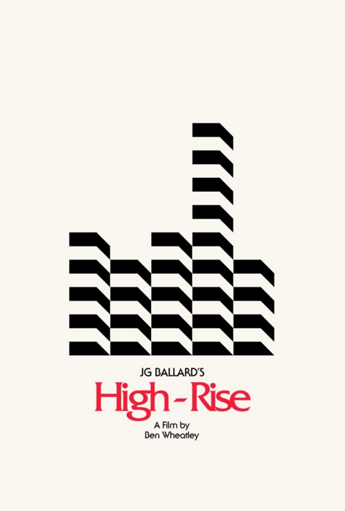 High-Rise Movie Posters
