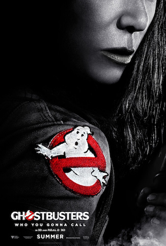 Kristen Wiig Ghostbusters Character Poster