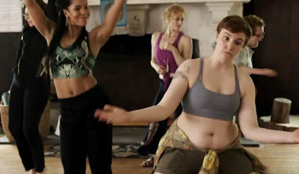 Lena Dunham Girls Season 5