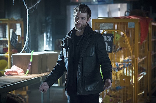 Liam McIntyre as The Weather Wizard
