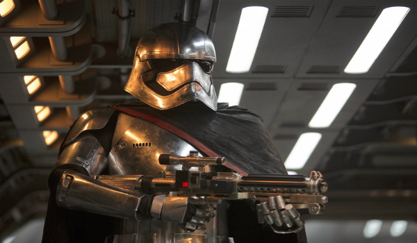 Phasma Star Wars The Force Awakens