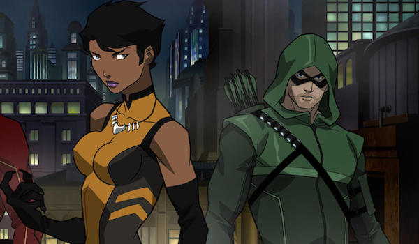 Vixen Arrow The CW Seed