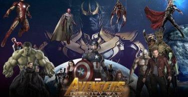Avengers: Infinity War Fan Art Poster