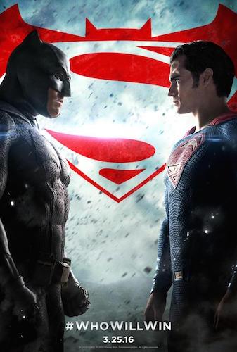 Batman v Superman Final Poster