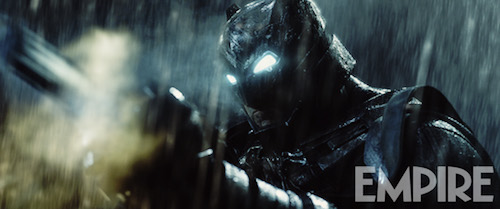 Ben Affleck Batman v Superman Empire Photo