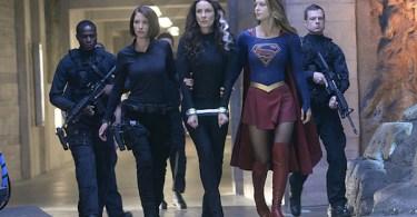 Chyler Leigh Laura Benanti Melissa Benoist Supergirl Blood Bonds