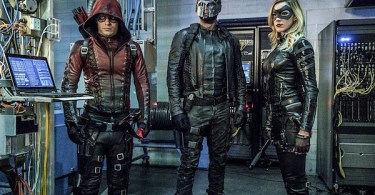 Colton Haynes David Ramsey Katie Cassidy Unchained Arrow