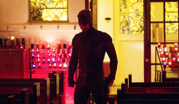 Charlie Cox Daredevil Season Two