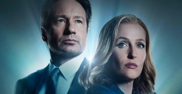 David Duchovny Gillian Anderson The X-Files