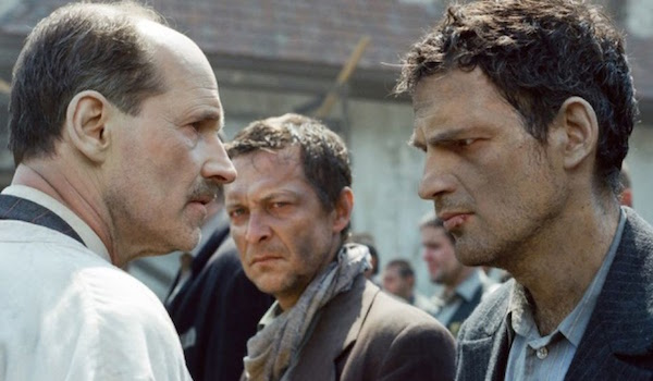 Géza Röhrig Son of Saul