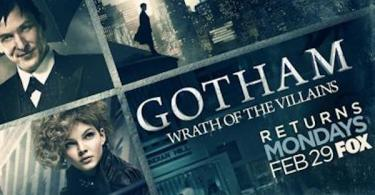 Gotham Wrath of the Villains Banner