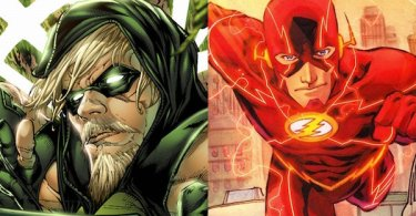 Green Arrow The Flash