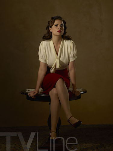 Hayley Atwell Agent Carter Season Two