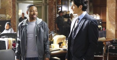 Justin Hires Jon Foo Rush Hour