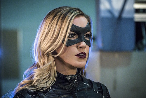 Katie Cassidy Unchained Arrow