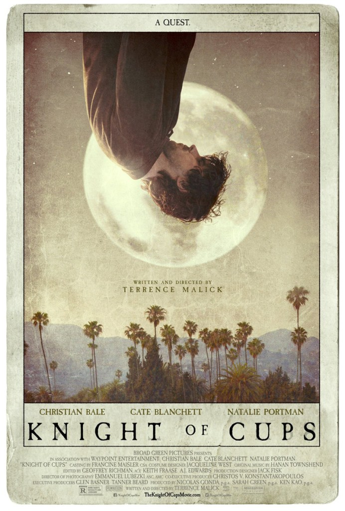 Knight Of Cups Poster 2