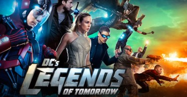 Legends of Tomorrow TV Show Poster