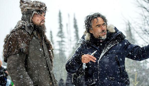 Leonardo DiCaprio Alejandro González Iñárritu The Revenant
