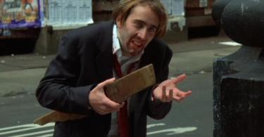 Nicolas Cage Vampire's Kiss
